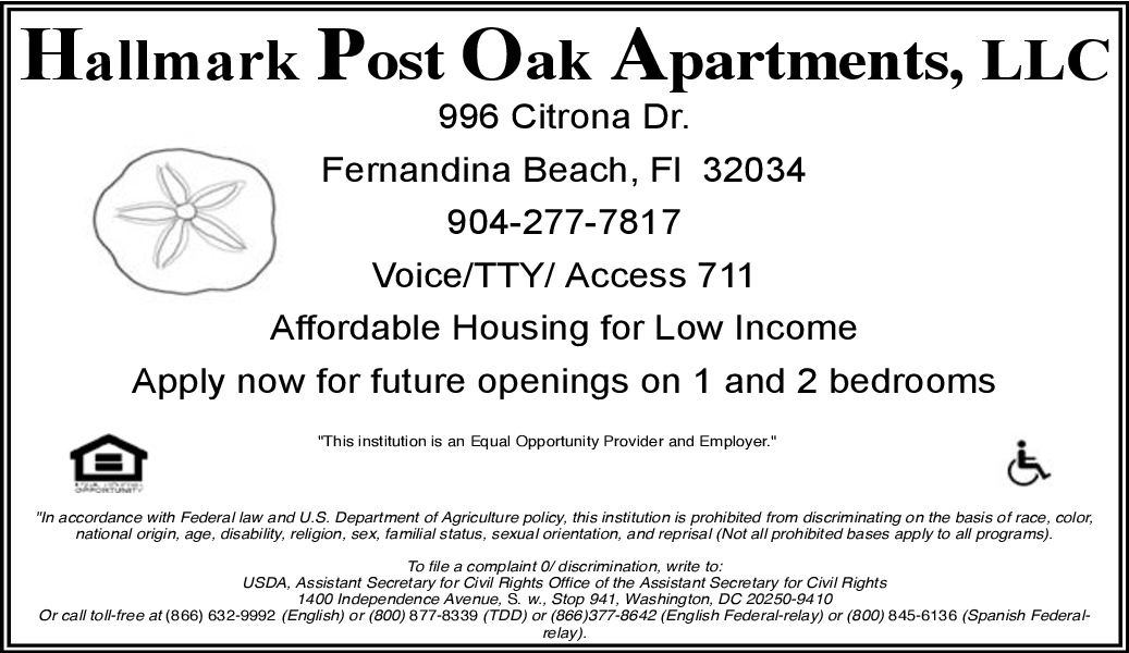 Affordable Housing for Low Income by Post Oak Apartments in