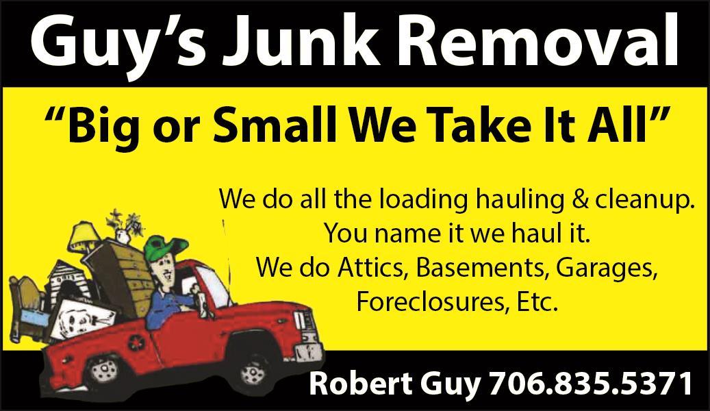 Junk Removal Company in Blairsville, GA, Trash Services & Waste ...