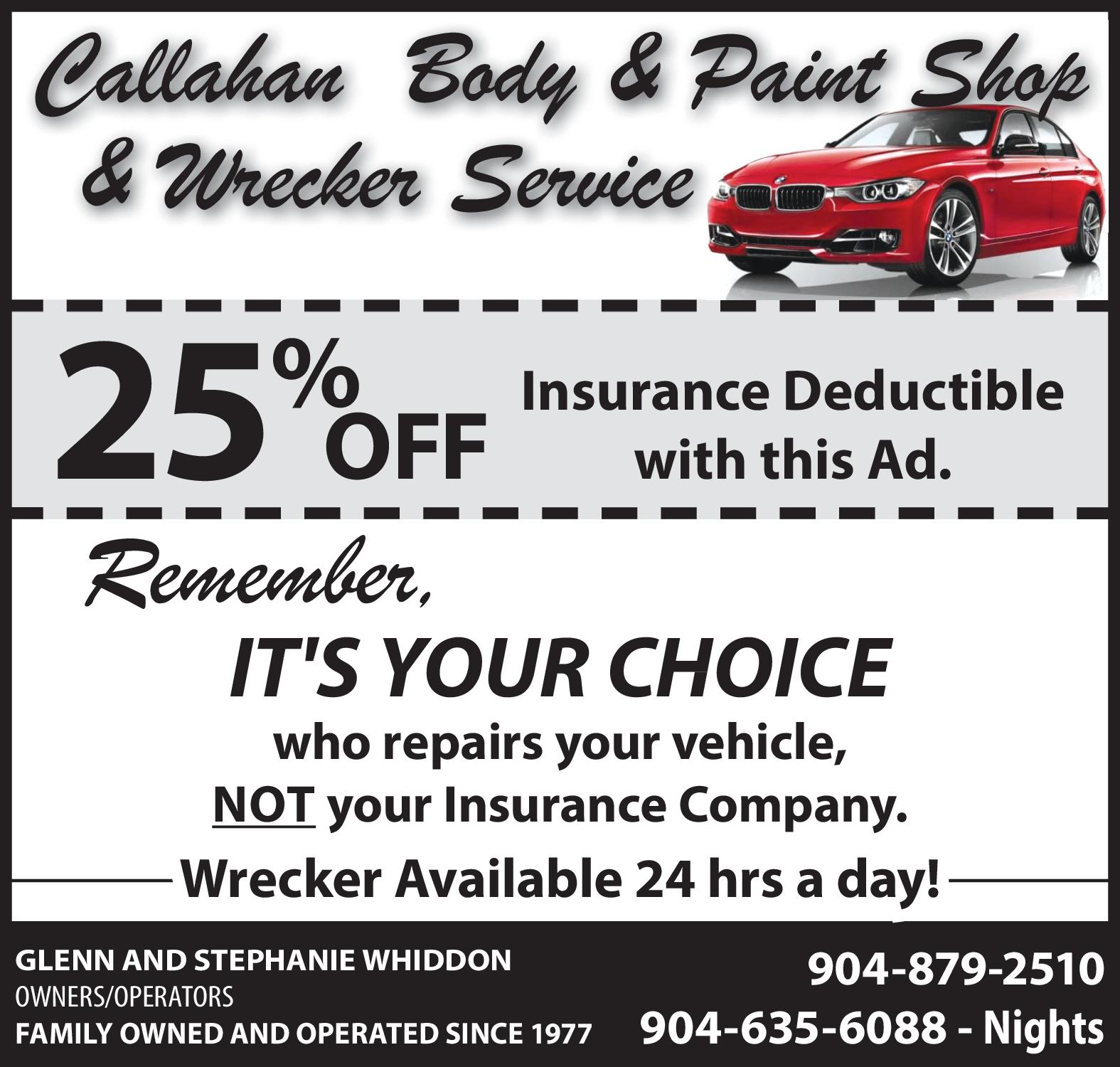 Best Automotive Repair Center In Callahan Fl Auto Repair
