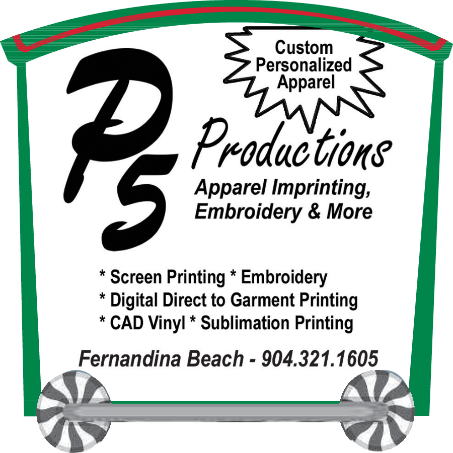 Digital Direct To Garment Printing in Fernandina Beach, FL, Clothing