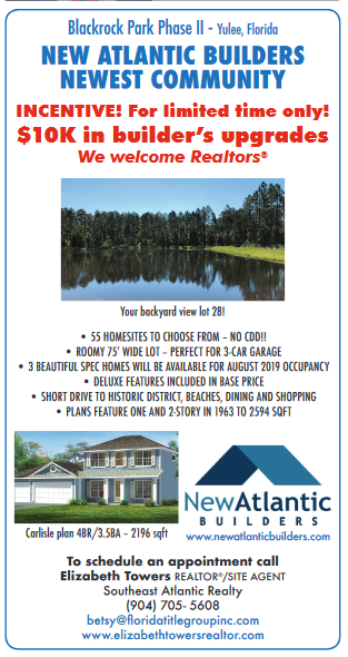 New Beautiful & Charming Homes in Jacksonville, FL, Real Estate