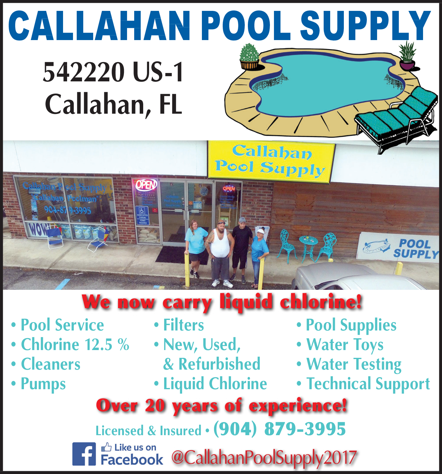 Best Swimming Pool Services in Callahan, FL, Swimming Pools ...